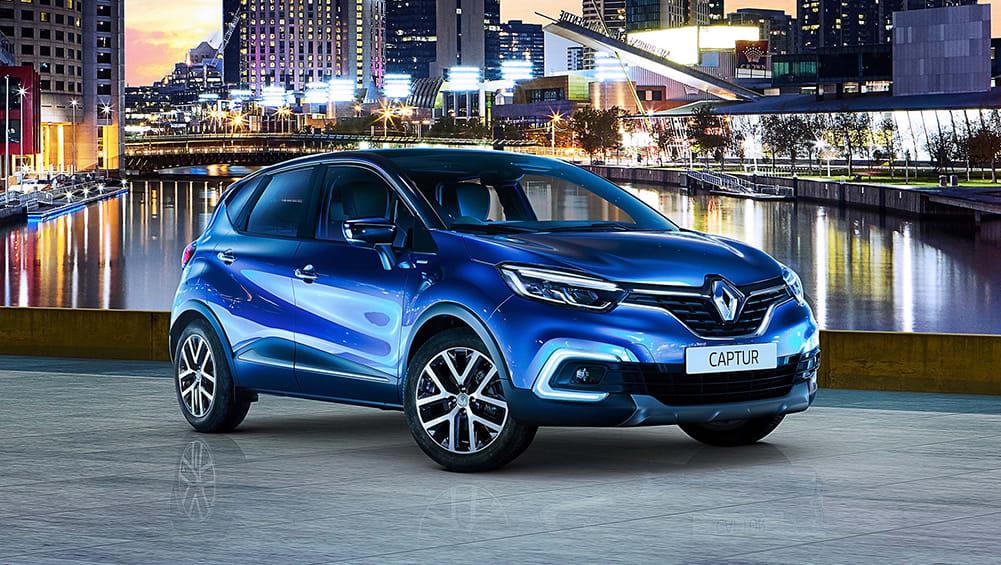 Renault Captur 2019 Pricing And Spec Confirmed Car News