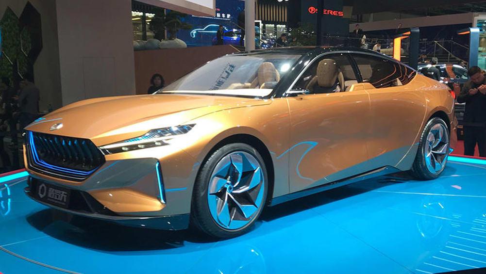 Shanghai motor show 2019 highlights - Car News | CarsGuide