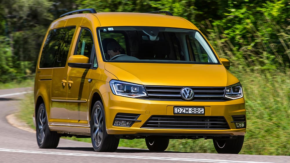 Volkswagen Caddy Beach 2019 pricing and spec confirmed