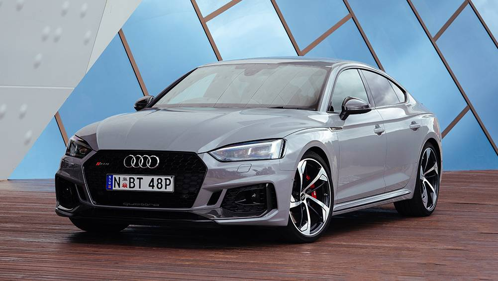 Audi RS5 Sportback set to outsell Coupe