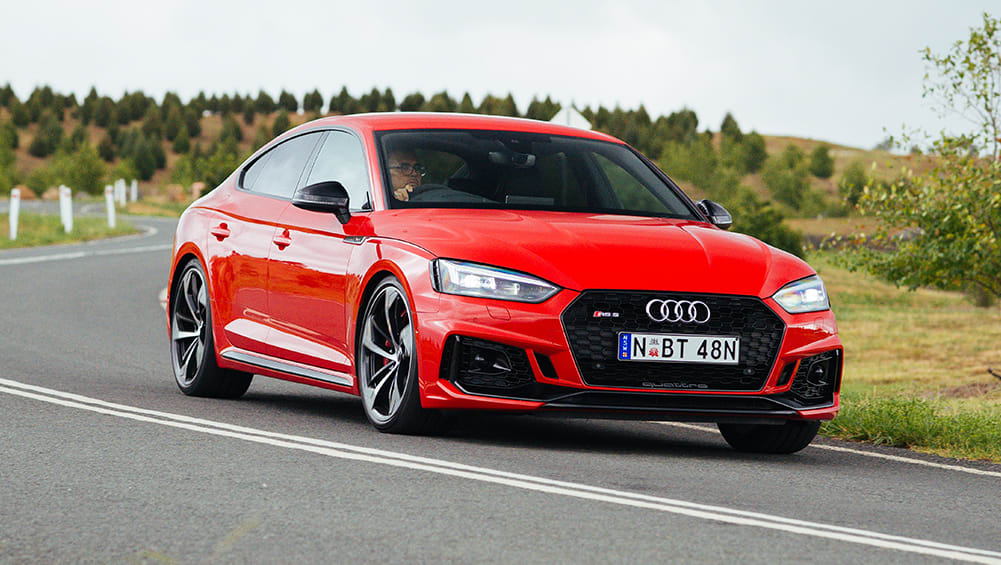 Audi RS5 Sportback born from US demand for impossible BMW and AMG