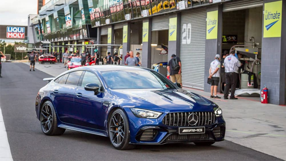 Mercedes-AMG GT 4-Door Coupe 2019 pricing and specs confirmed