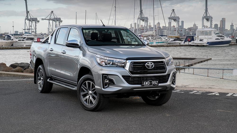 Toyota HiLux wins January 2019 sales race