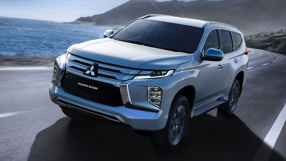 Mitsubishi Pajero Sport 2020 uncovered: New look and added ...