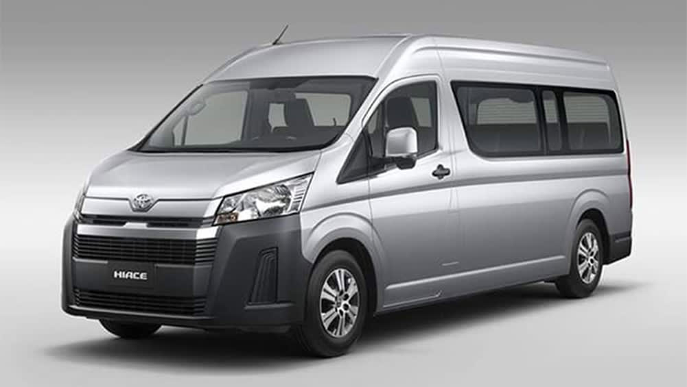 Toyota HiAce 2020: details leaked
