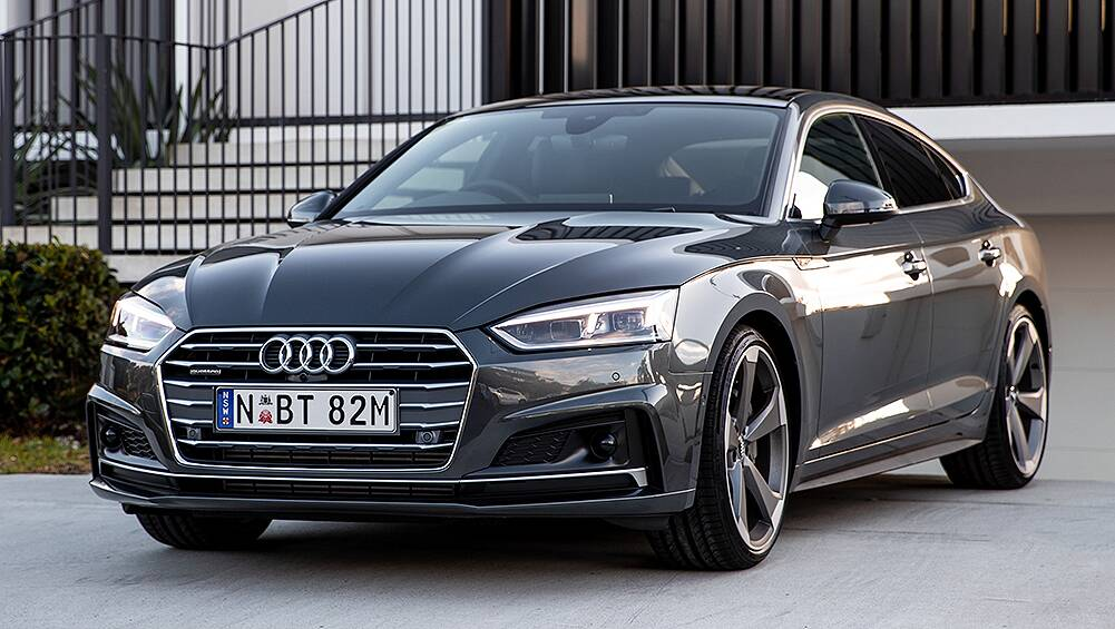 Audi A5 2020 pricing and spec: More gear, less money for all-paw A5 range