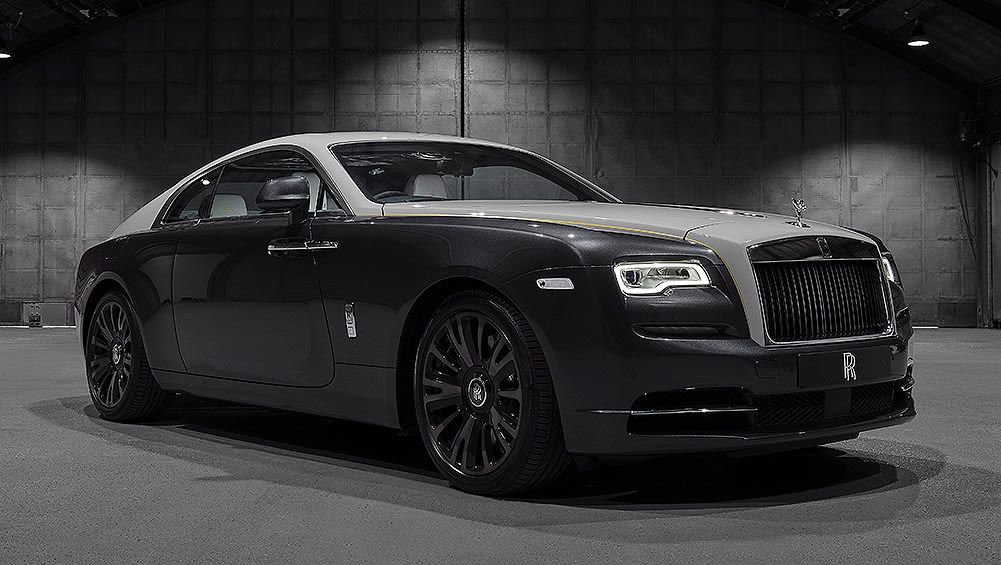 Rolls-Royce Wraith Eagle VIII 2019 revealed