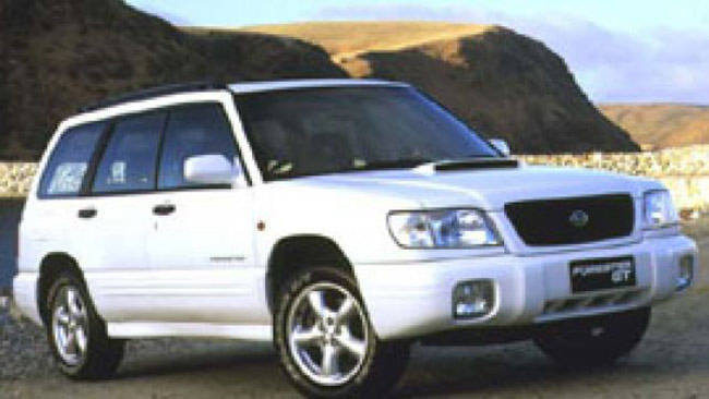 Used subaru forester review 1997 2002 carsguide sciox Images