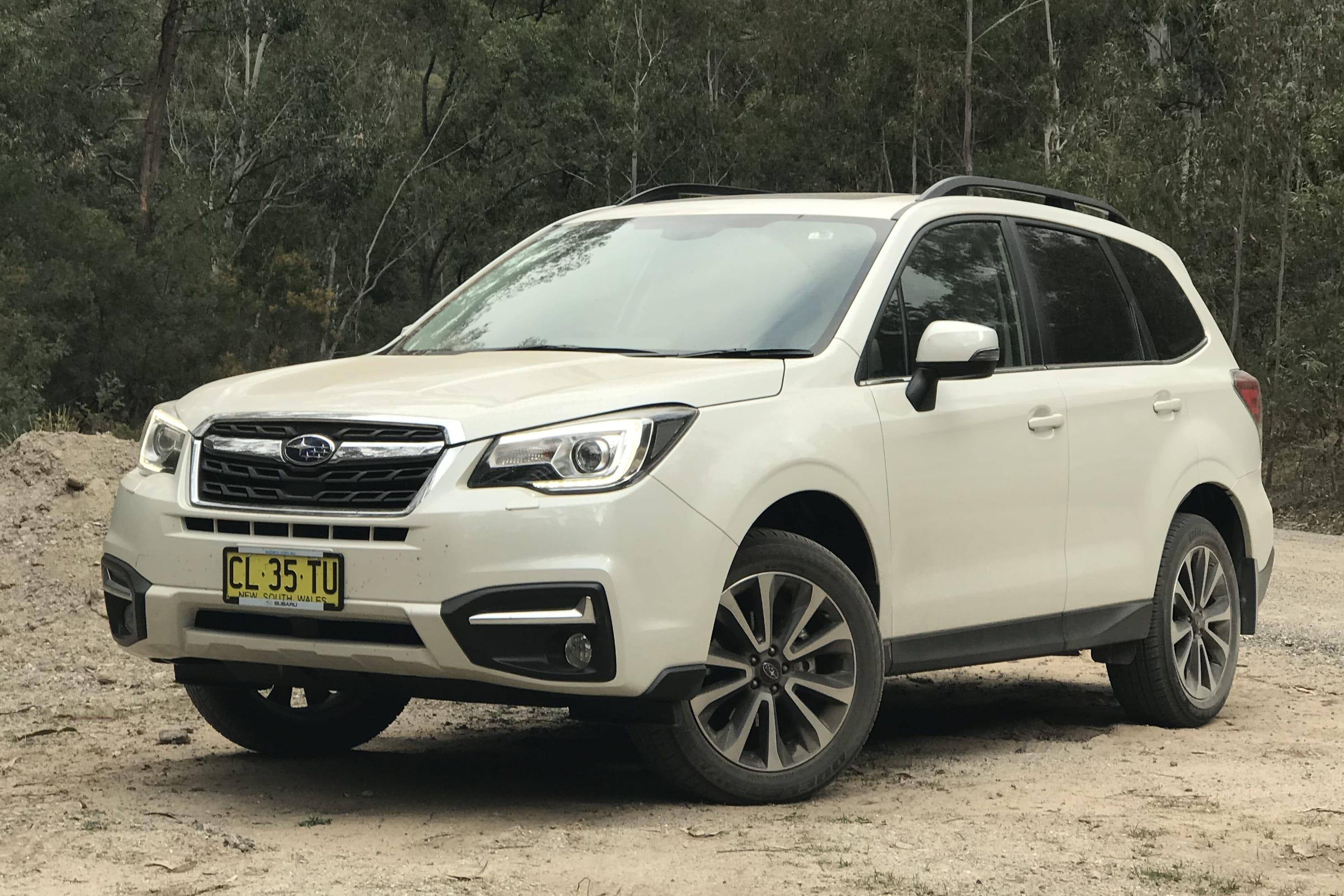 Subaru Forester 2017 Review