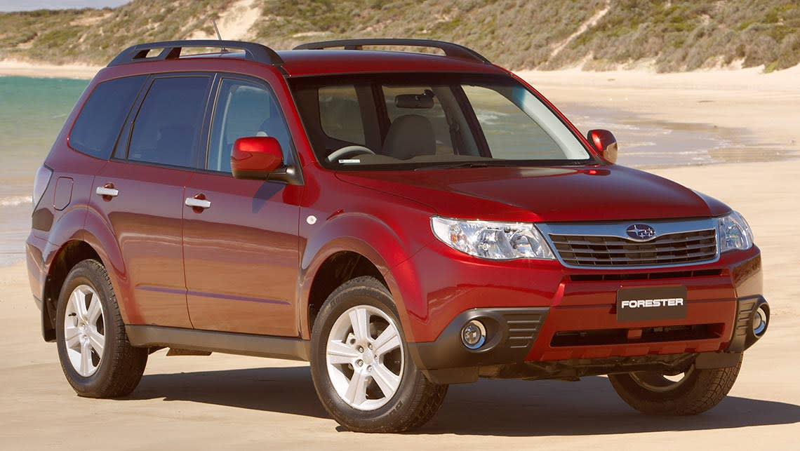 Used Subaru Forester Review 2008 2009 Carsguide