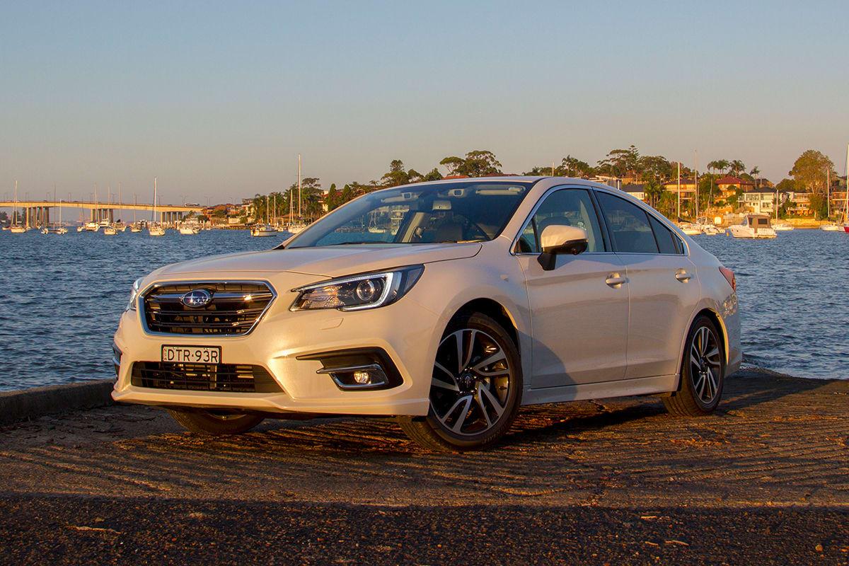 Subaru Liberty 2.5i Premium 2018 Review