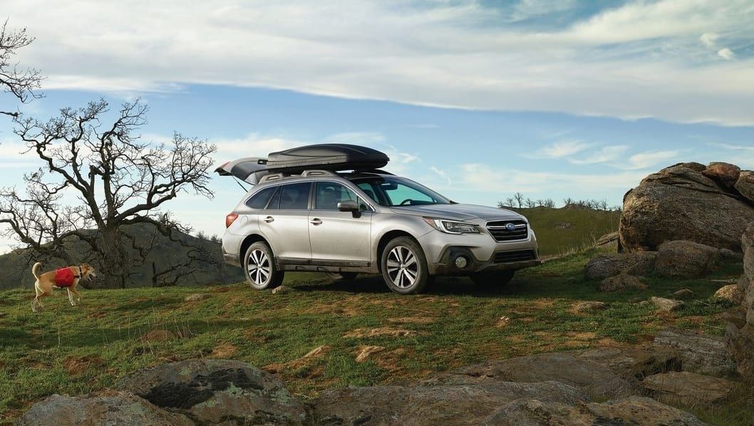 Subaru Outback 3.6R 2017 Review: Snapshot