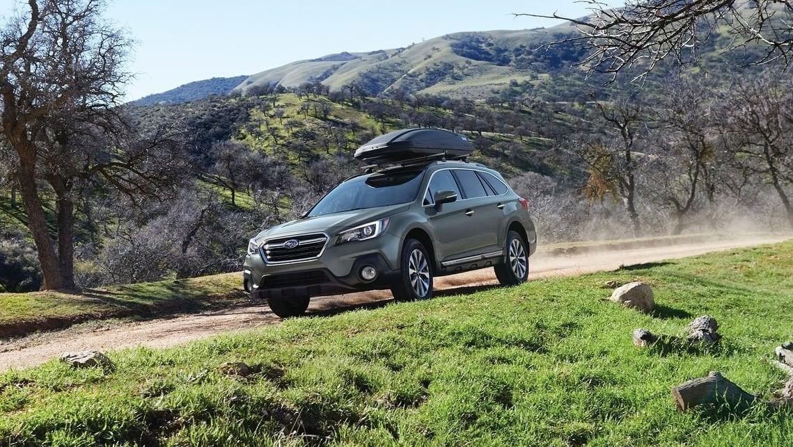 Subaru Outback 2.0D Premium 2017 Review: Snapshot