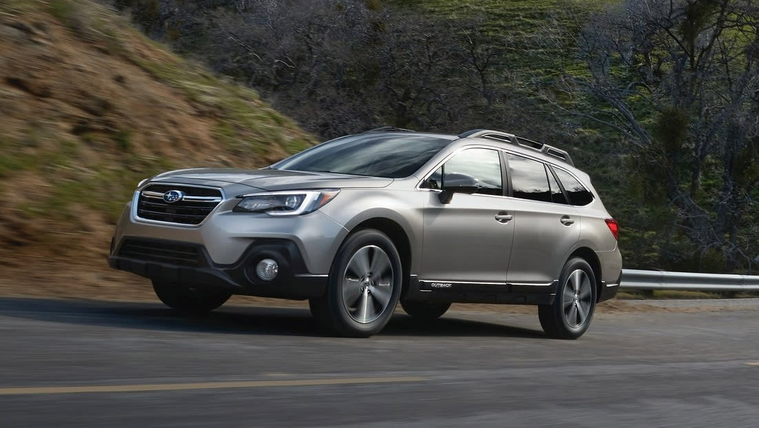 Subaru Outback 2.5i 2017 Review: Snapshot