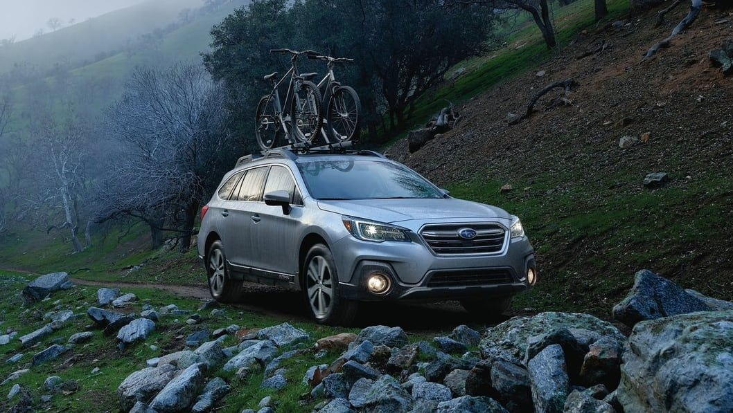 Subaru Outback 2.5i Premium 2017 Review: Snapshot