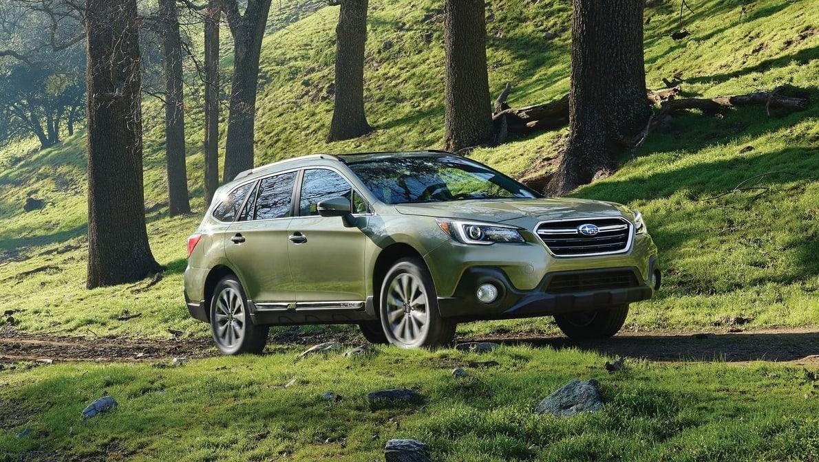 Subaru Outback 2.0 Diesel 2017 Review: Snapshot