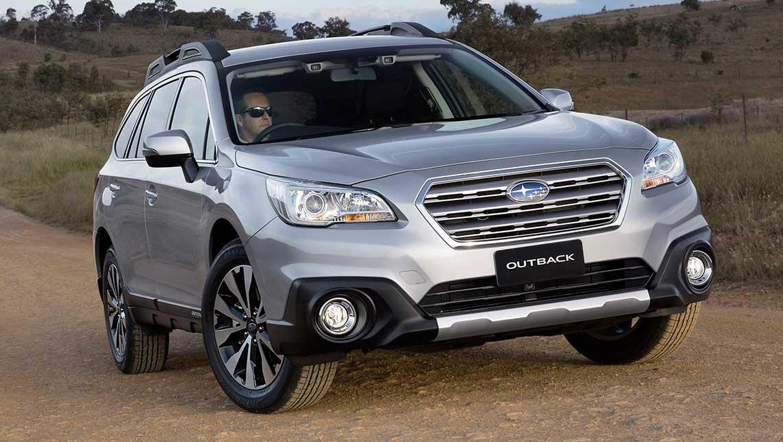 Subaru liberty vs outback