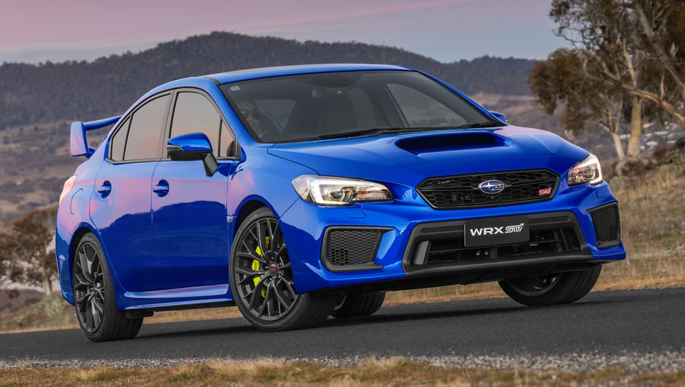 subaru wrx 2018 pricing and spec confirmed car news carsguide. Black Bedroom Furniture Sets. Home Design Ideas