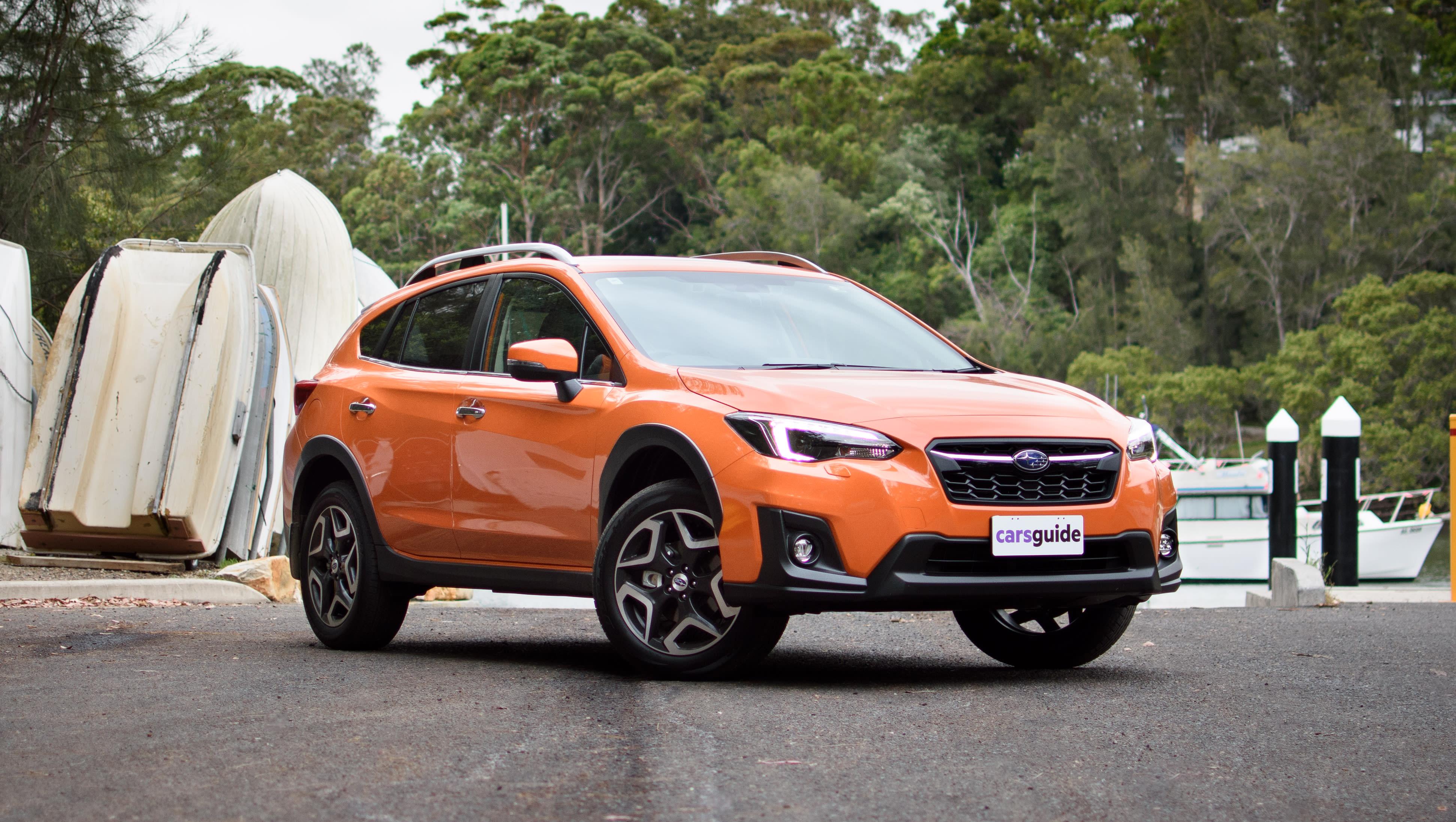 Subaru xv range