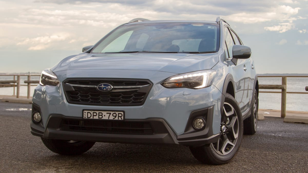 Subaru XV 2018 Review: 2.0i-S