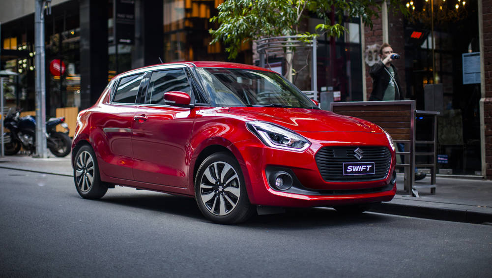 Suzuki Swift 2017 Pricing And Spec Confirmed