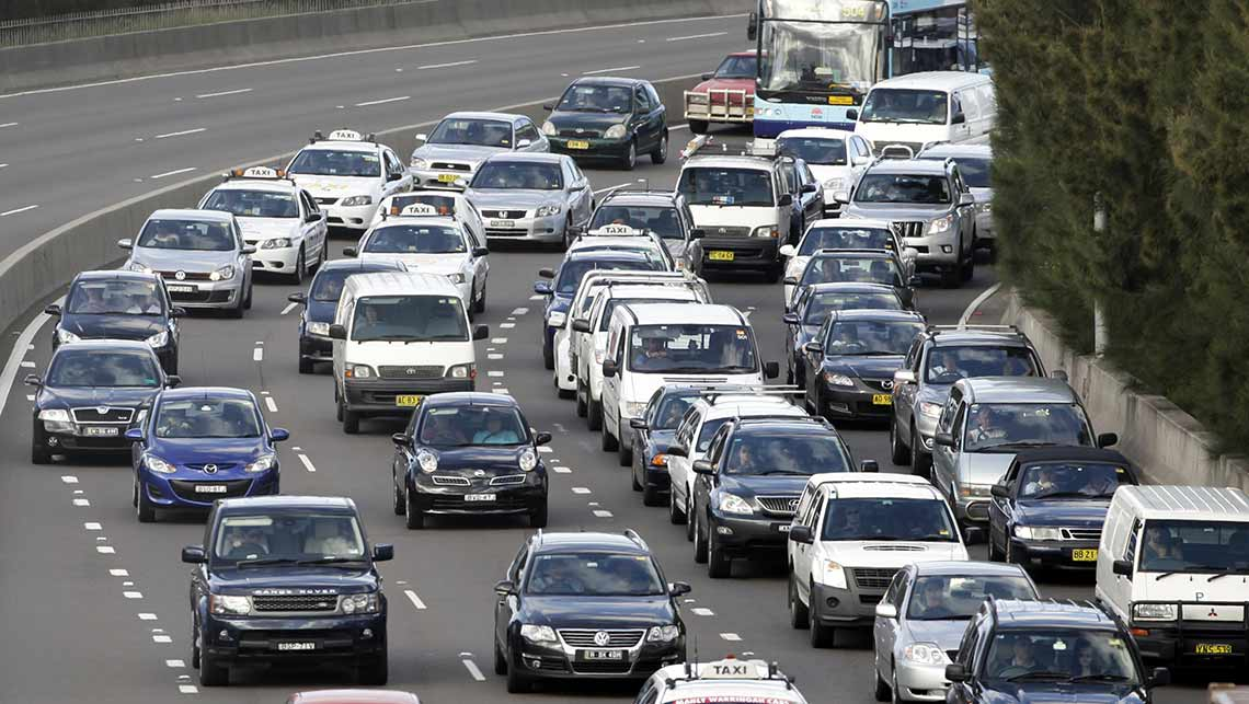 Traffic congestion hurting Western Sydney business - Car News | CarsGuide