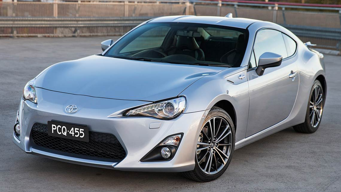 Toyota 86 GTS 2014 Review
