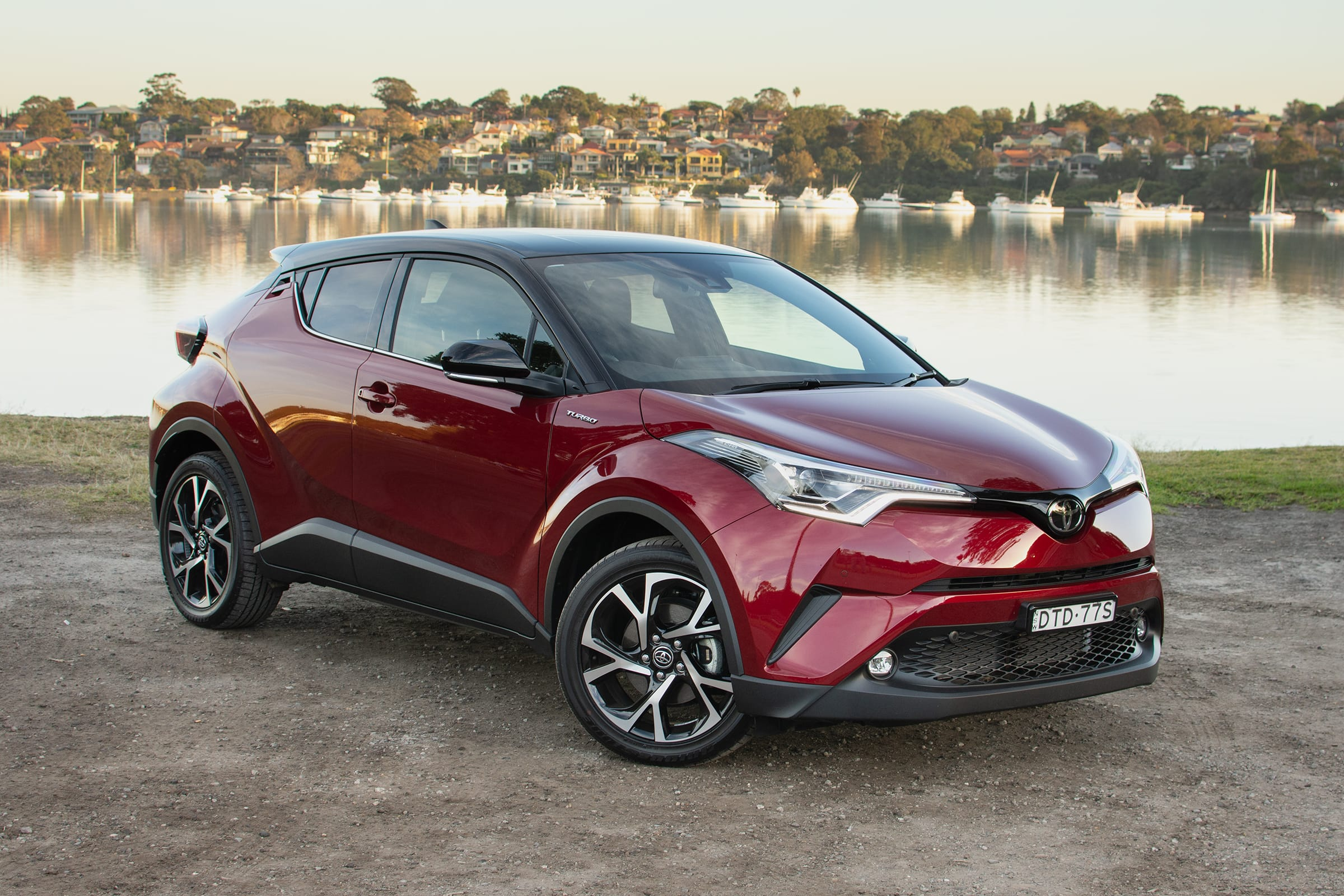 toyota c-hr 2018 review: koba | carsguide