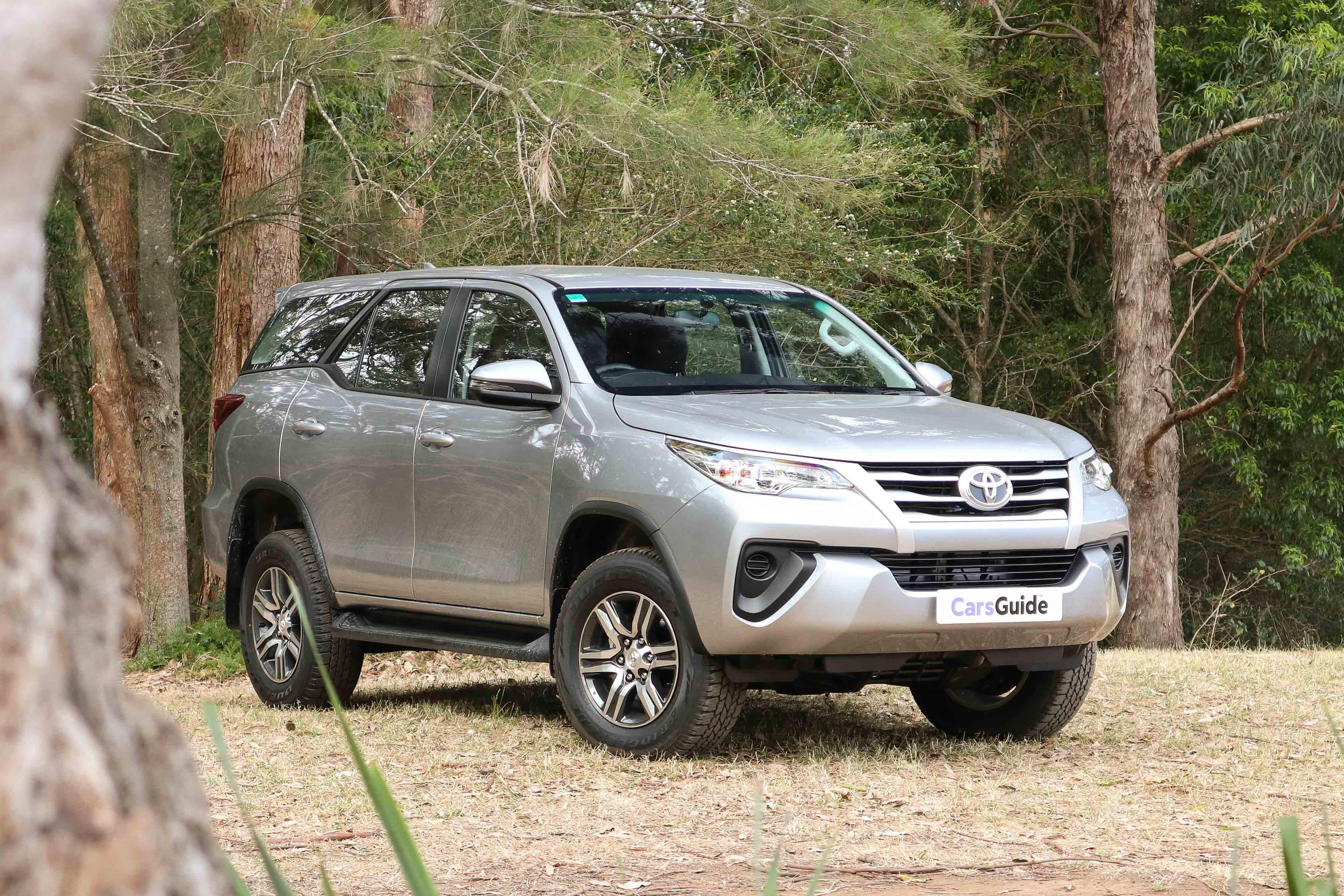 Toyota fortuna reviews