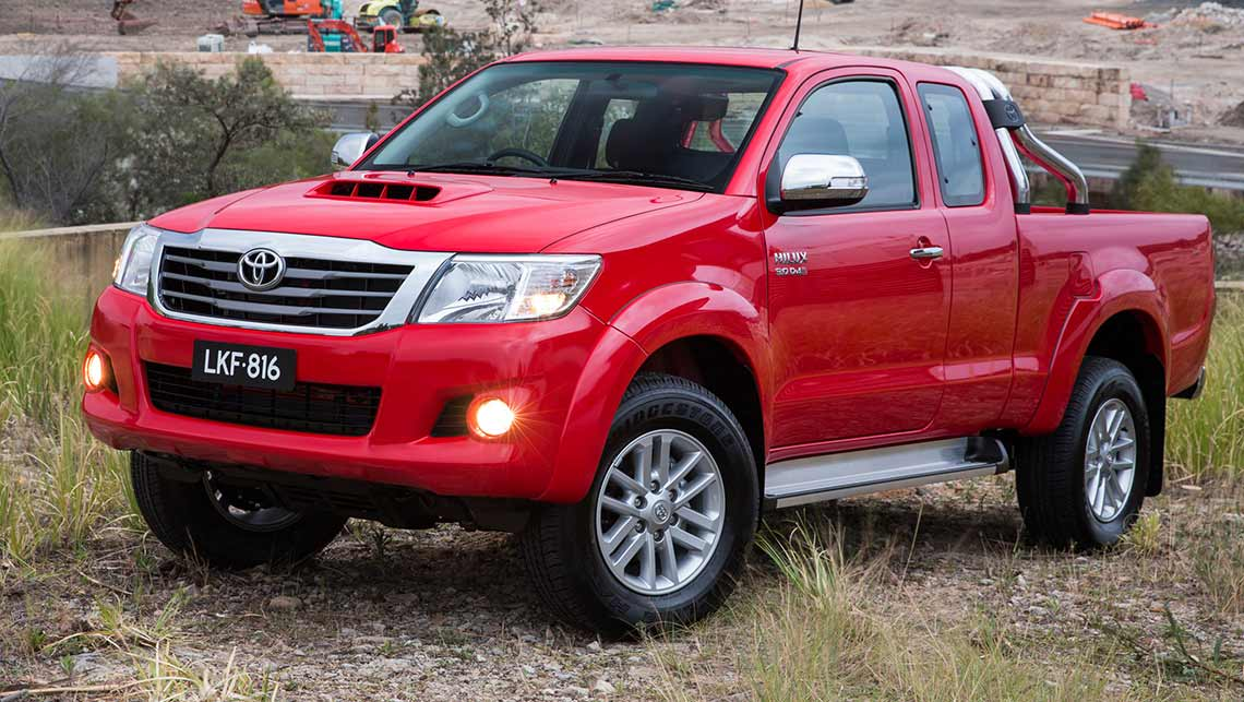Toyota Hilux 2014 Review Carsguide
