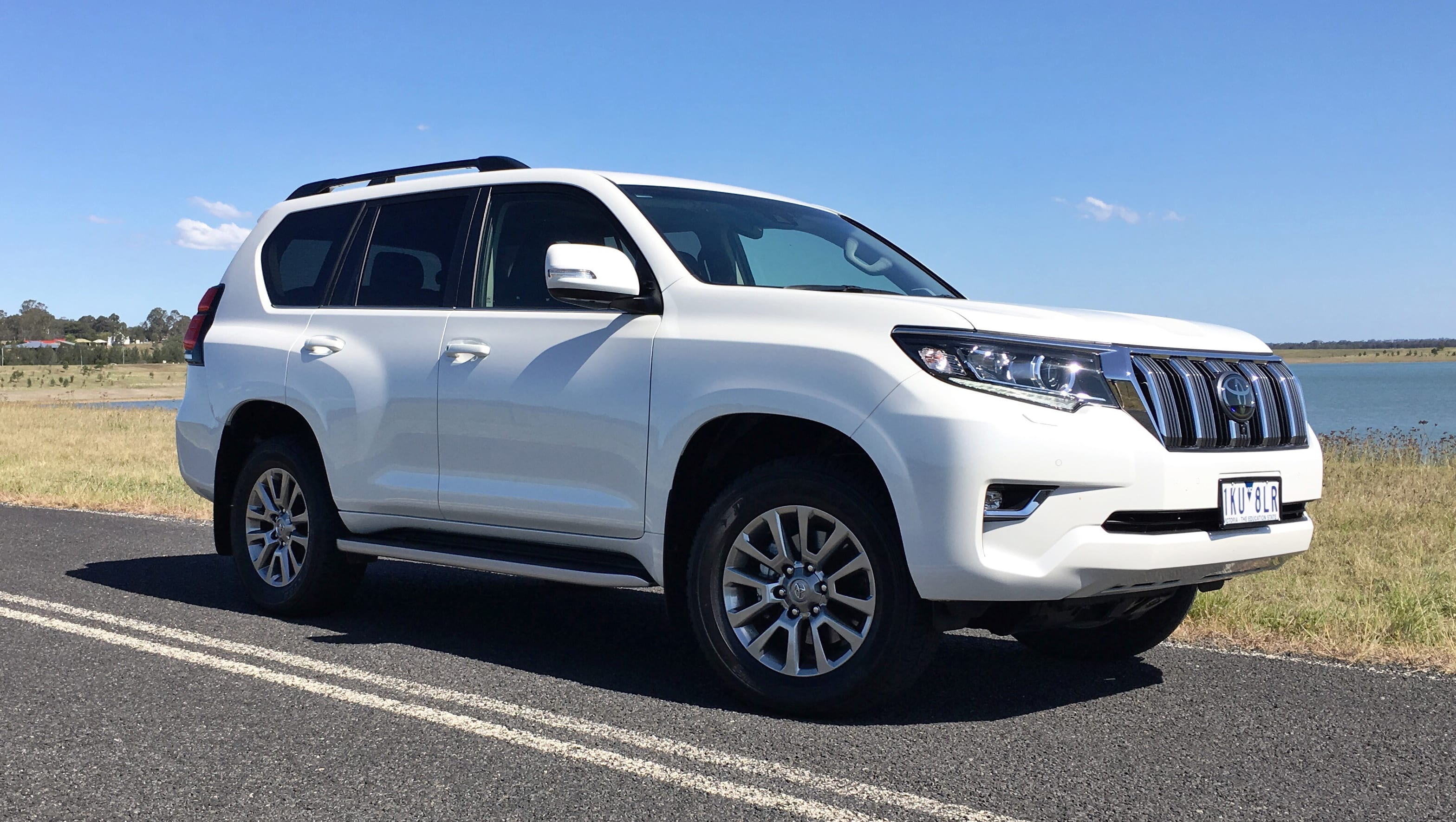 We Buy Used Cars >> Toyota Prado 2018 review | CarsGuide