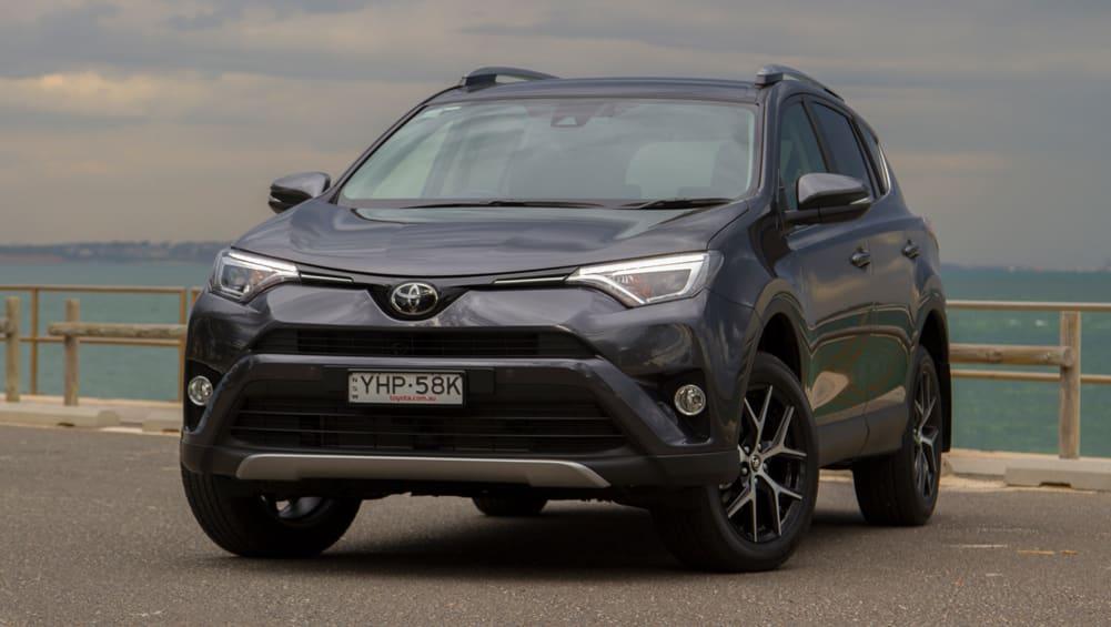 Toyota RAV4 2018 Review