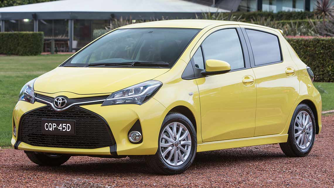 2014 Toyota Yaris | new car sales price - Car News | CarsGuide