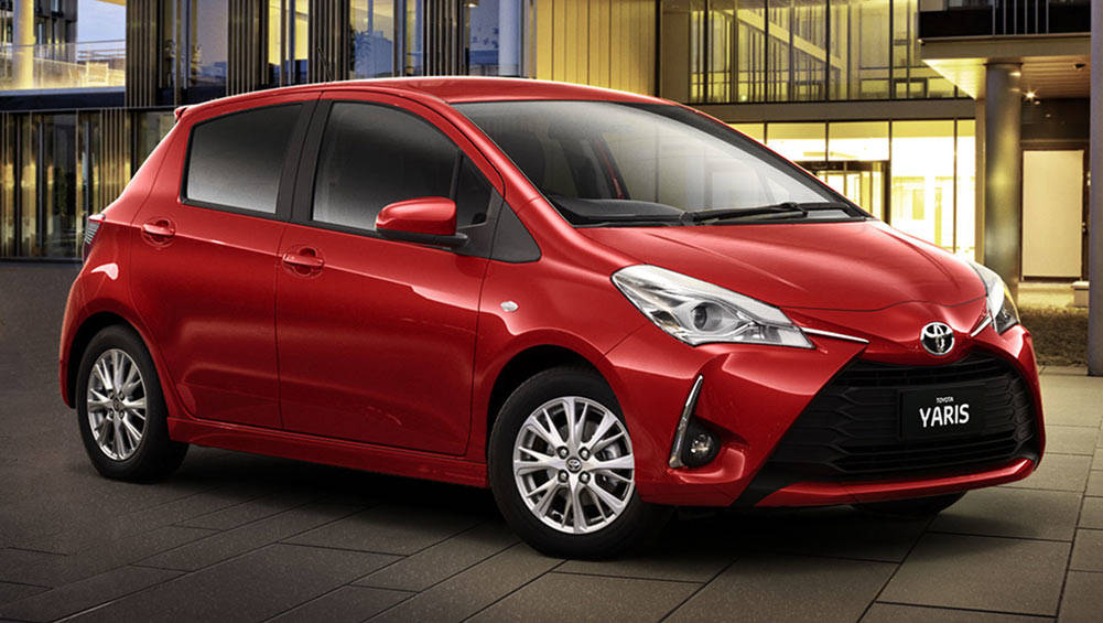 Toyota Yaris 2017 | New Car Sales Price