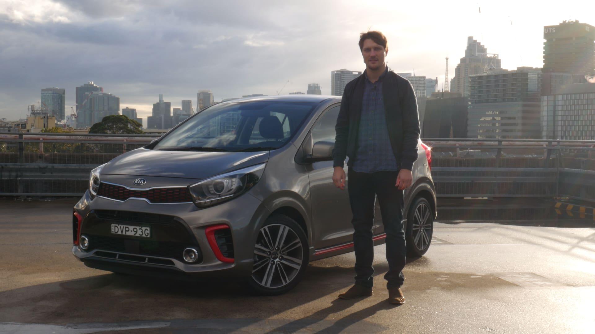 Kia Picanto Gt Line 2018 Review Carsguide