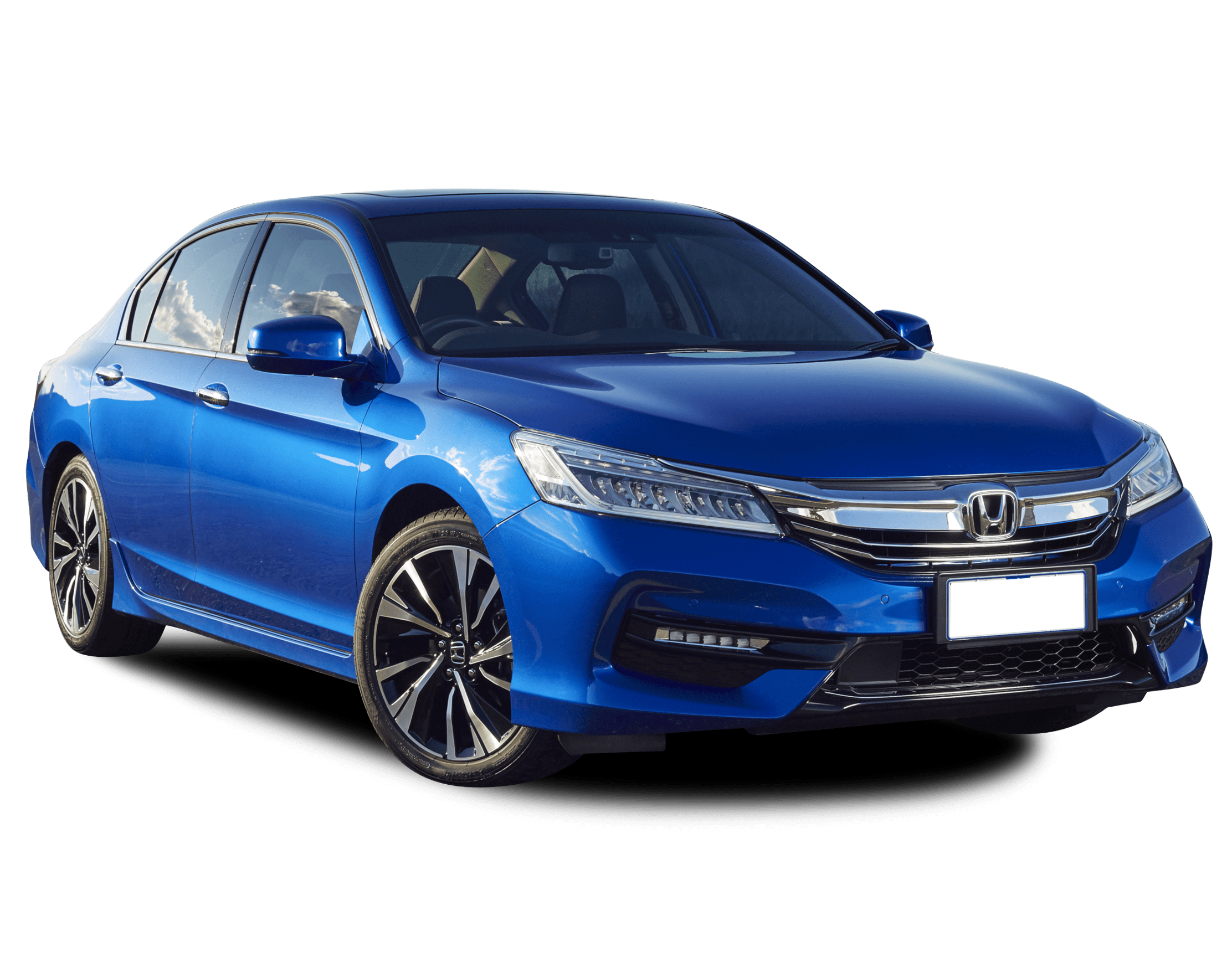 Honda Accord: Driving Safely With a Trailer