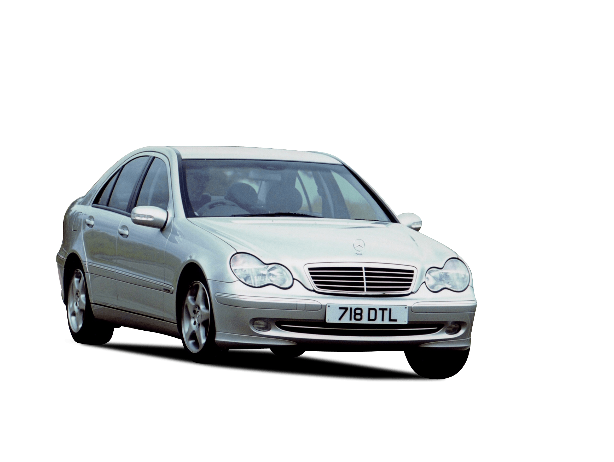 Mercedes C 180 - reliability and prestige