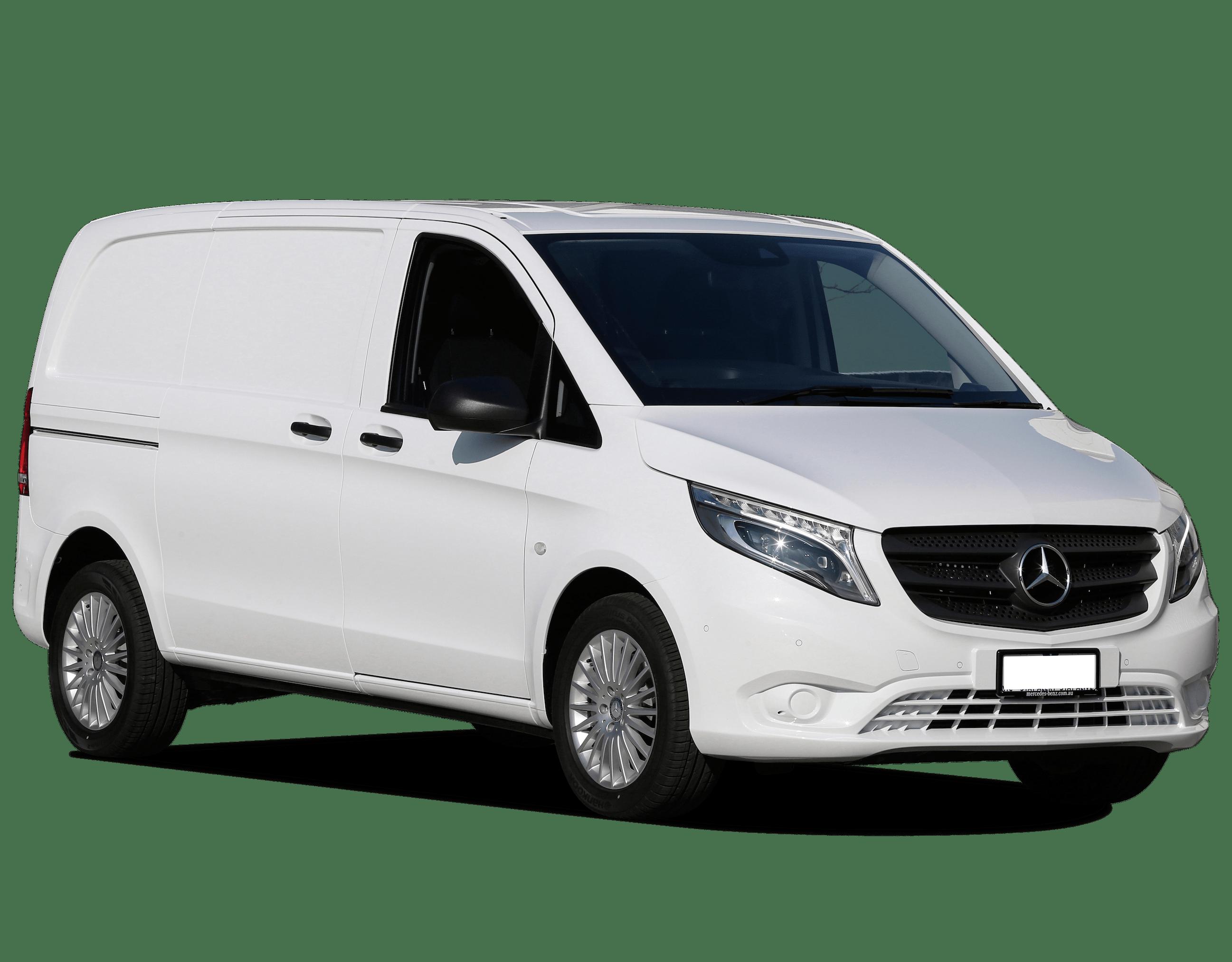 MercedesBenz Vito Reviews CarsGuide - Mercedes benz commercial vans