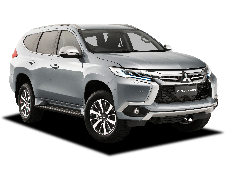 New Mitsubishi Montero Sport