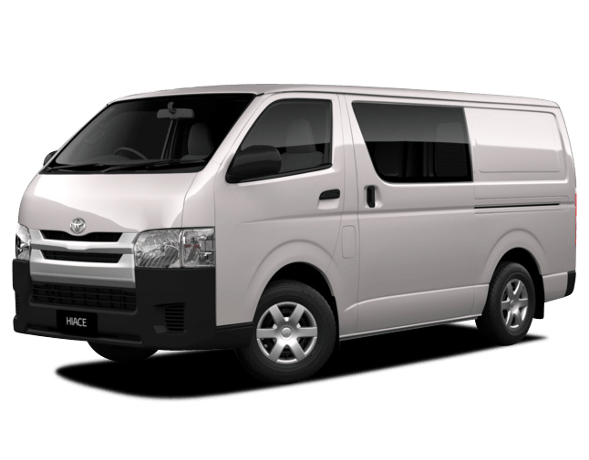 Toyota Hiace Reviews Carsguide
