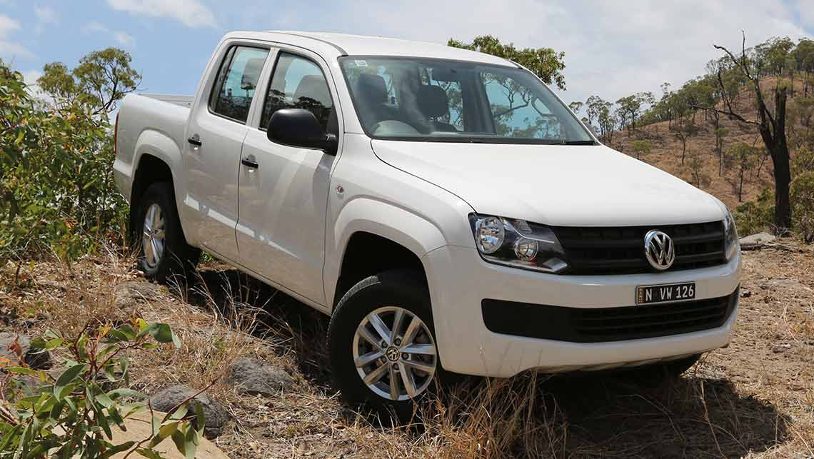 vw amarok  car sales price car news carsguide