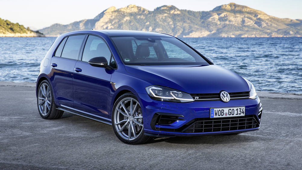 2017 volkswagen golf gti spec confirmed golf r 0 100 car news carsguide. Black Bedroom Furniture Sets. Home Design Ideas