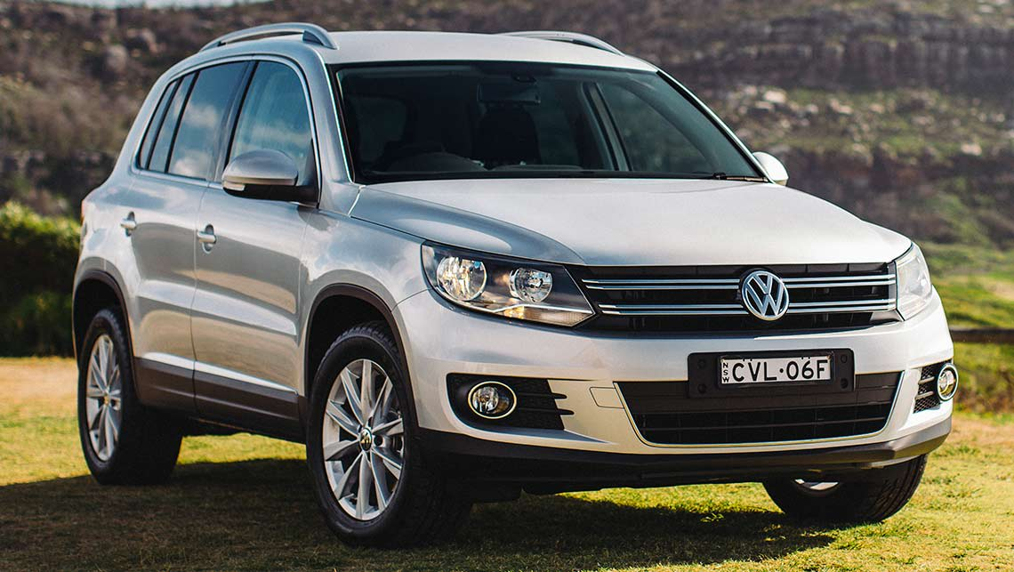 Volkswagen Tiguan 130tdi 2015 Review Carsguide