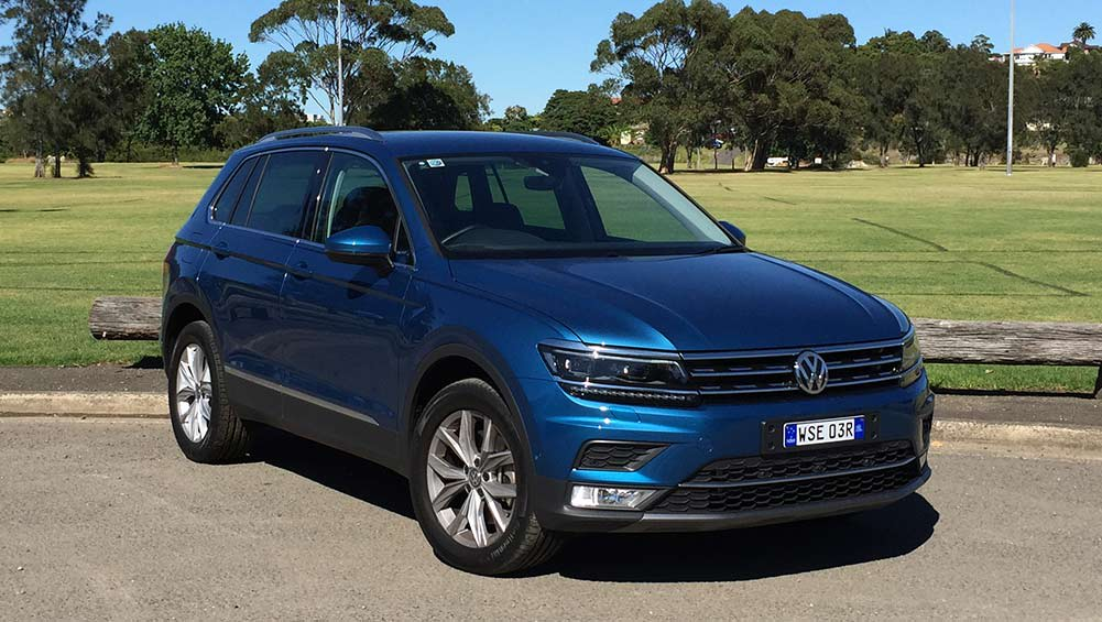 Volkswagen Tiguan 140tdi Highline 2017 Review Carsguide
