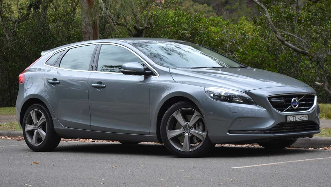 Volvo V40 D4 Luxury 2015 review | carsguide