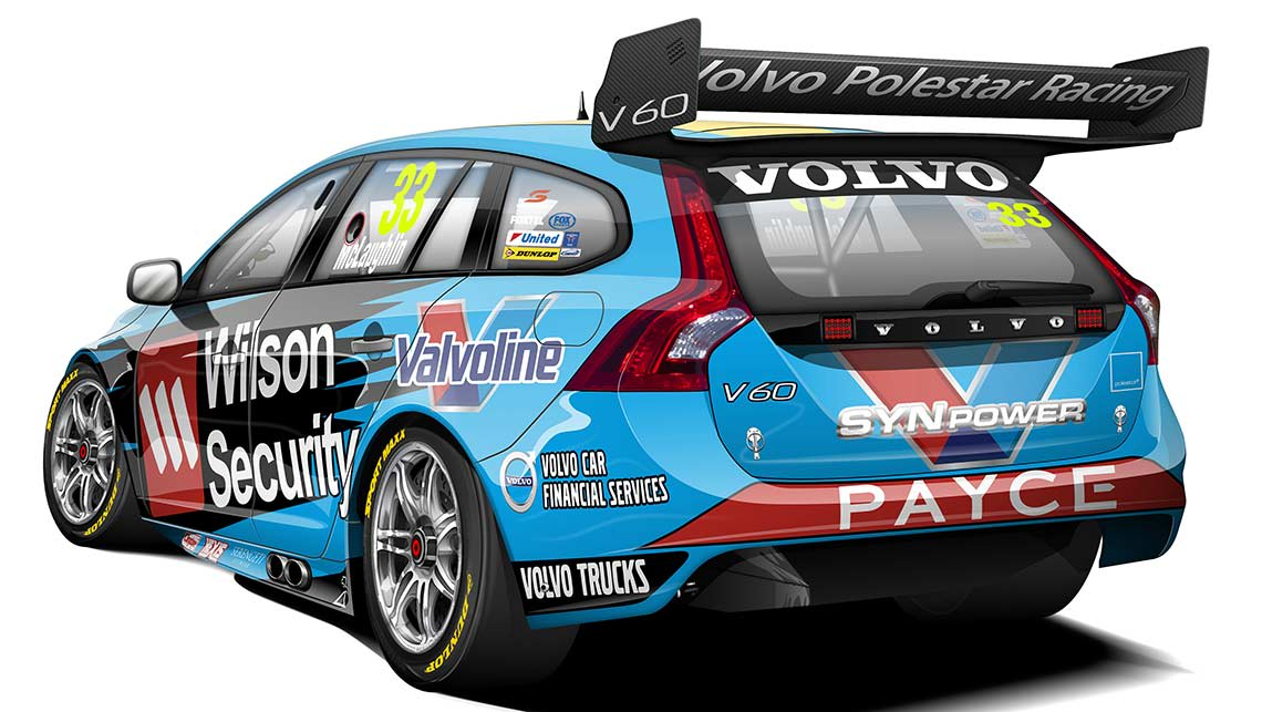 Volvo Wagon Tipped For Supercars In Car News Carsguide