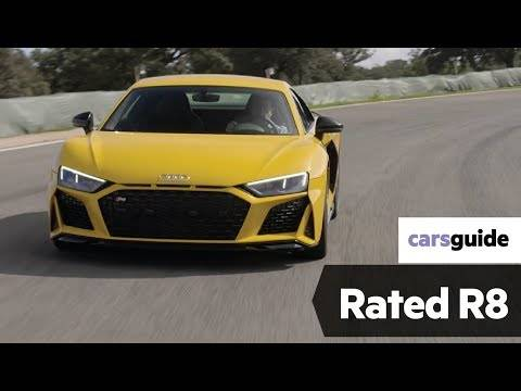 Audi R8 2019 Review Carsguide