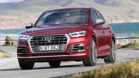audi sq5 2017 pricing and spec confirmed