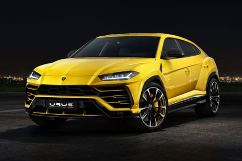 Lamborghini Urus 2018 revealed and pricing and spec confirmed