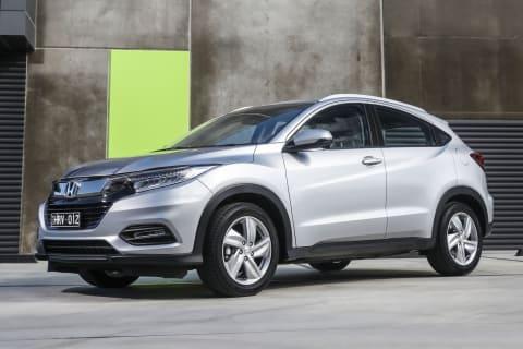 Honda HR V VTi S 2019 Review Snapshot